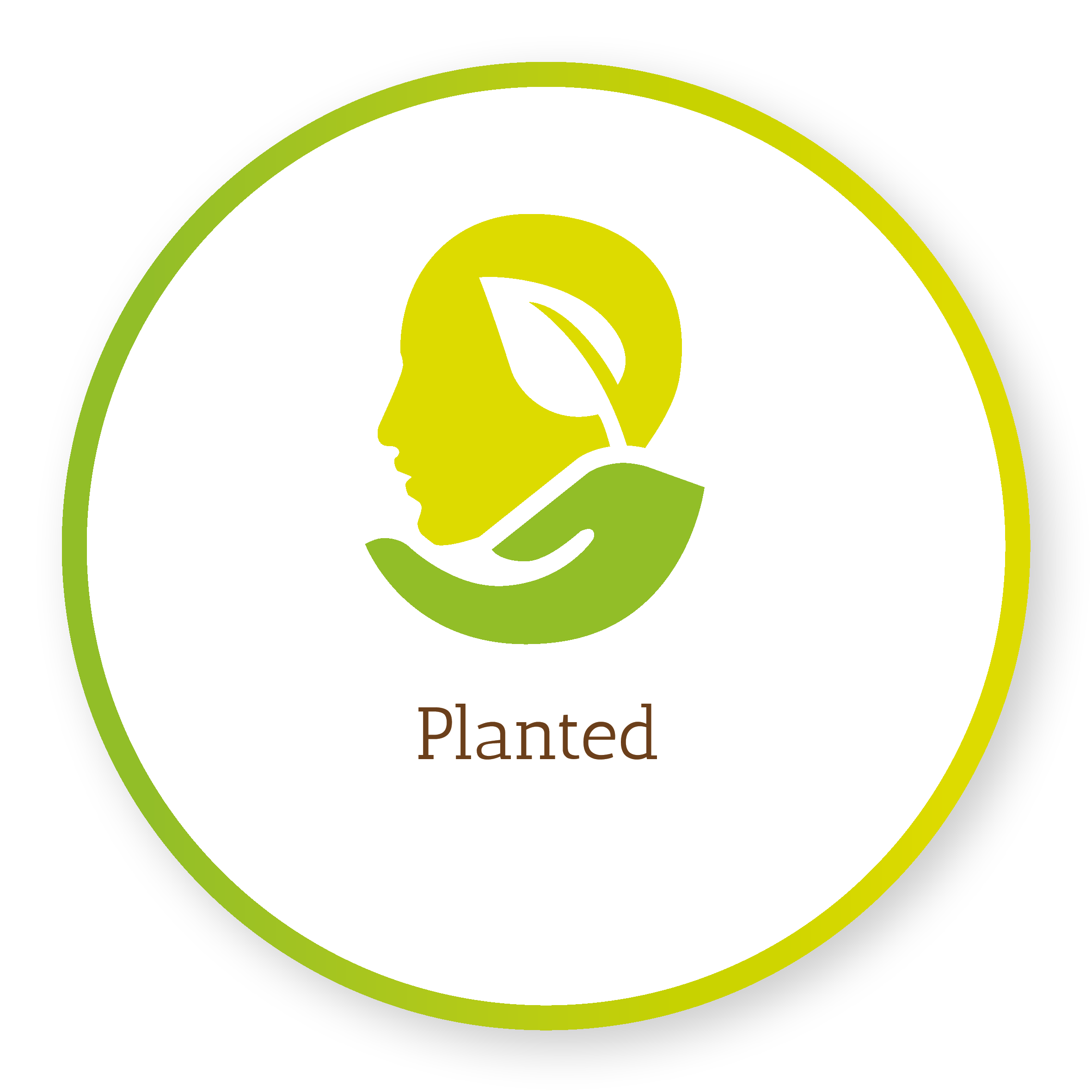 Planted